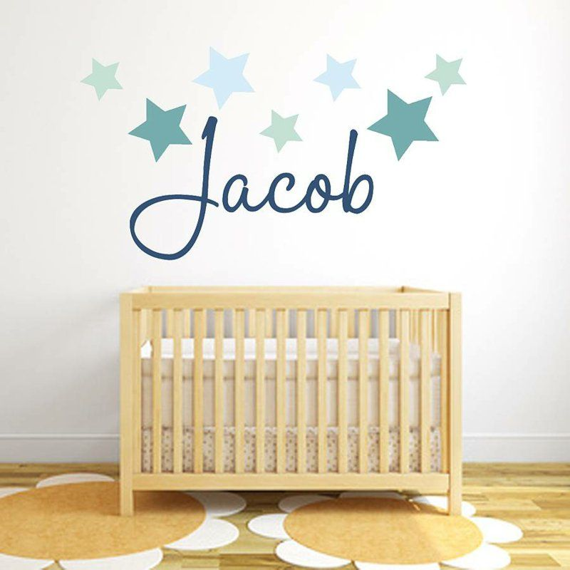coole wandtattoos aufkleben tipps und tricks f r eine kreative wanddeko babyzimmer. Black Bedroom Furniture Sets. Home Design Ideas