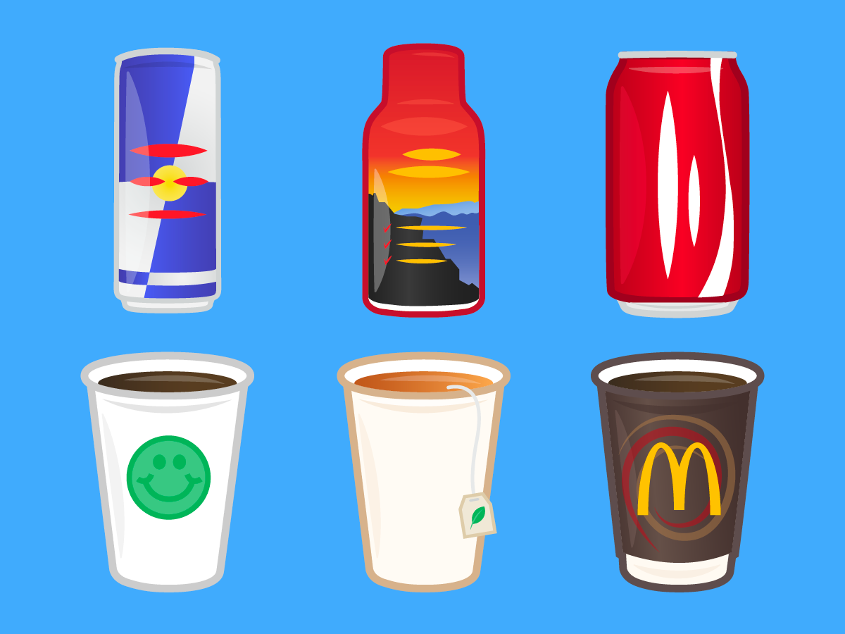 Maximum amount of caffeine you should be drinking