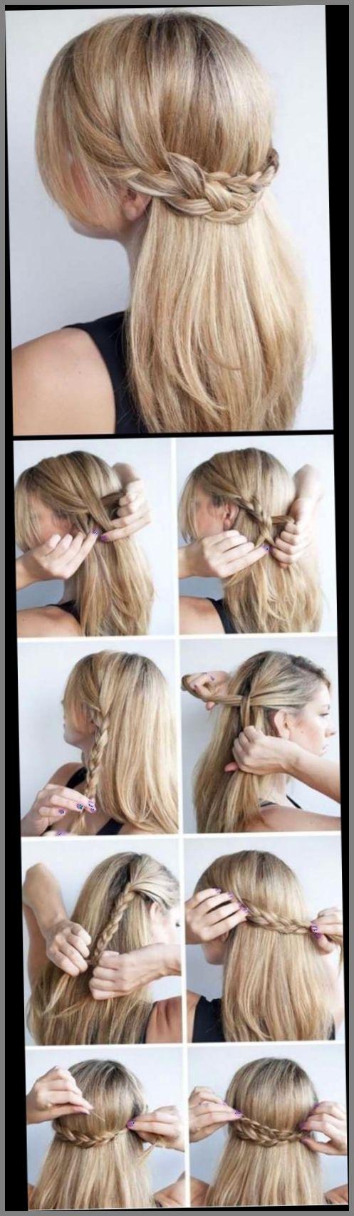 Peinados Faciles Paso A Paso Para Adolescentes Peinados Faciles Paso A Paso Peinados Peinados Faciles Pelo Corto