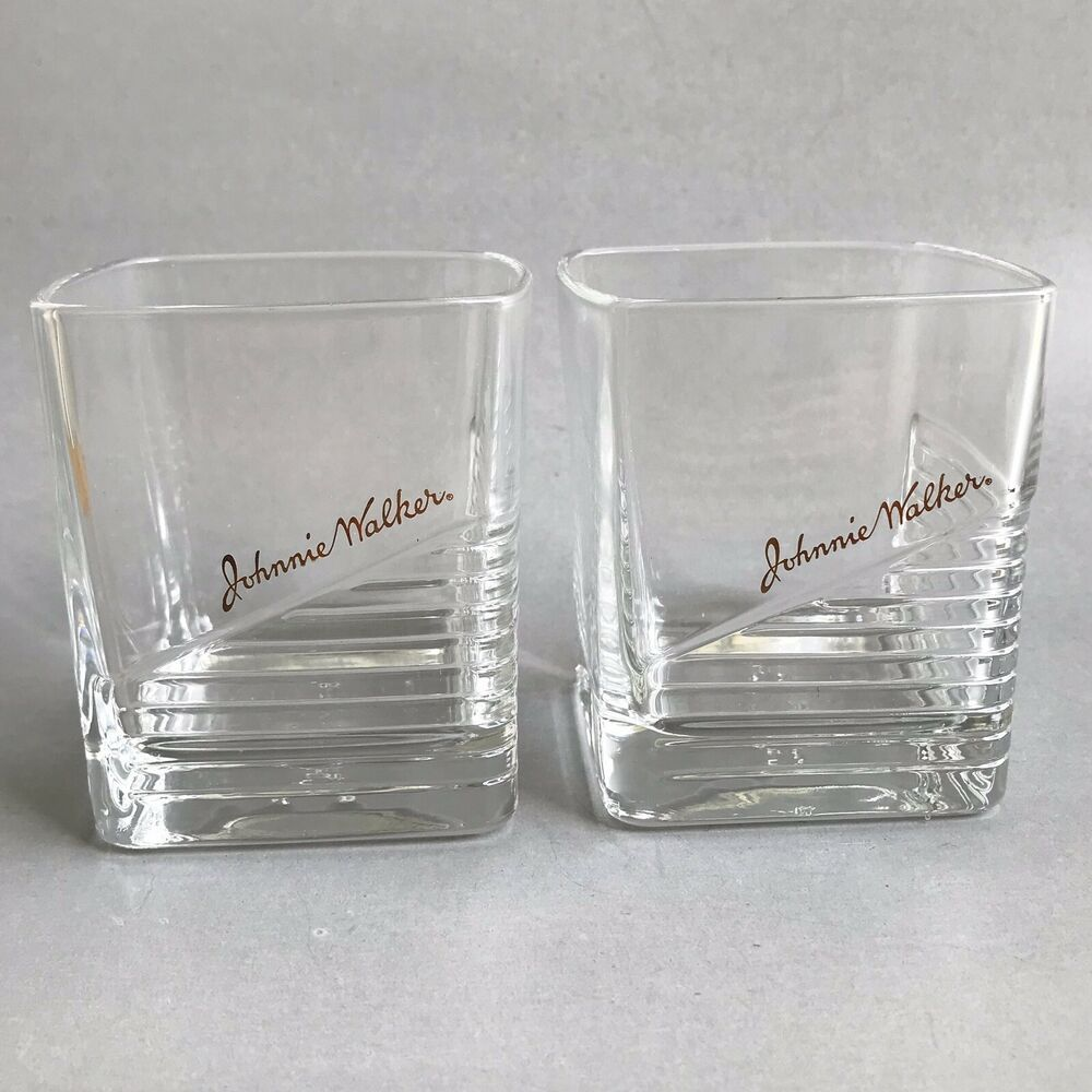 It's just a picture of Breathtaking Johnnie Walker Blue Label Crystal Glasses
