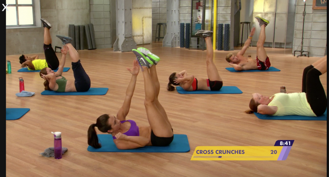 21 Day Fix 10 Minute Fix for Abs is a workout that you can