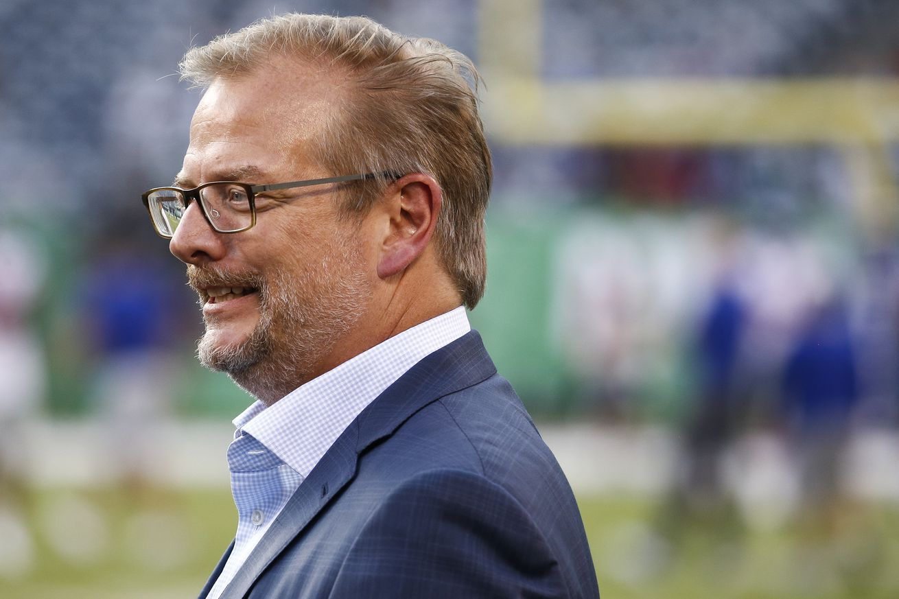 Mike Maccagnan doesnt have a very strong case to keep his