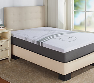 Northen Nights Supreme 10 Twin Xl Mattress Qvc Com Mattress Full Mattress Queen Mattress