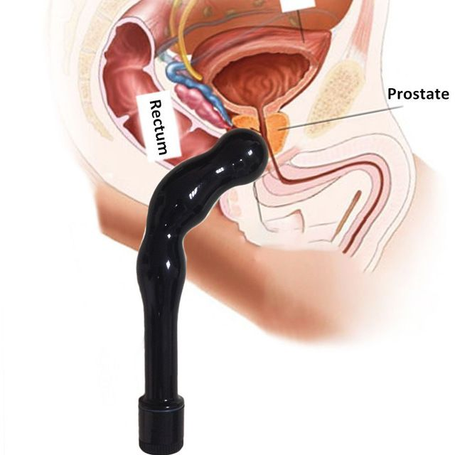 Absorb cum does the prostate