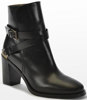 Fratelli Rossetti Magenta Ankle Bootie: US$810.   Luxury