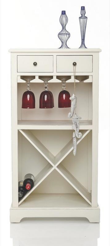 Decoraci n marinera bar wine rack and wine for Decoracion marinera ikea