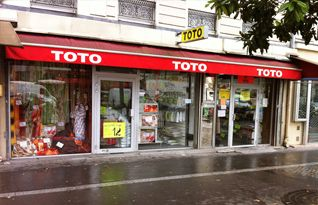 Toto paris italie 75 av d italie 75013 paris t l 01 44 24 27 94 fax 01 53 82 05 77 - Office du tourisme italien paris horaires ...