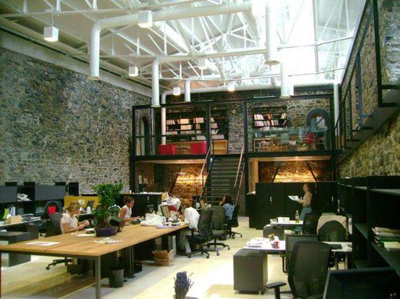 inspiring office spaces. Tasked With Designing An Inspiring Office Space For A Turkish Ad Agency, Erginoglu \u0026 Calislar Spaces P