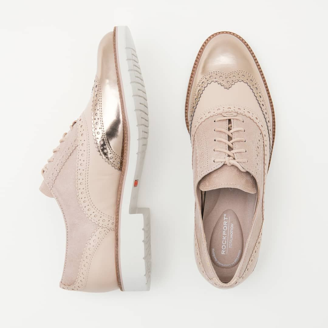 Total Motion Abelle Wingtip | Womens