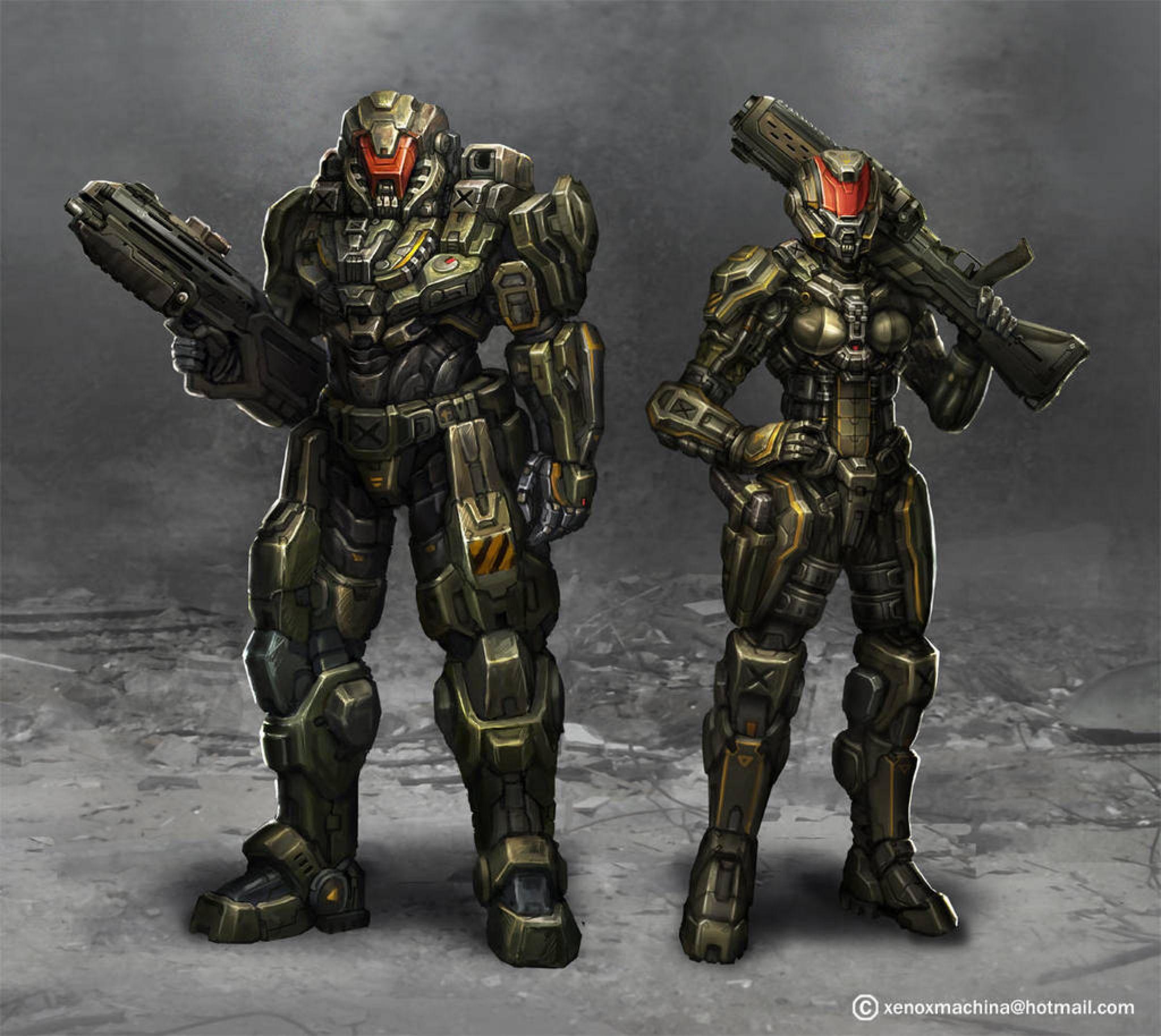 Starship troopers by AlienTan on @DeviantArt | Starship ...