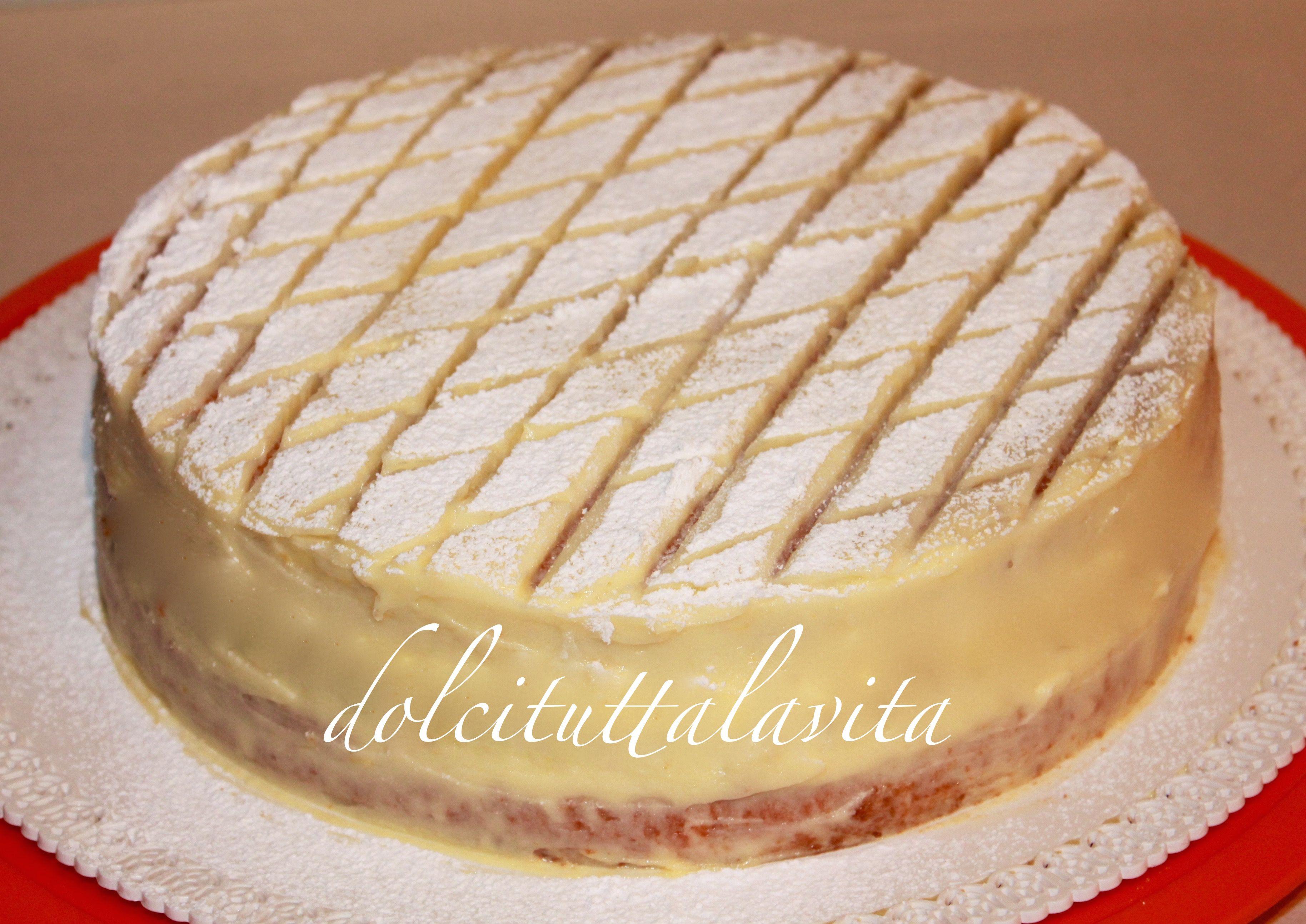 Dolci Da Credenza Iginio Massari : Torta al limone di iginio massari cose da provare torte