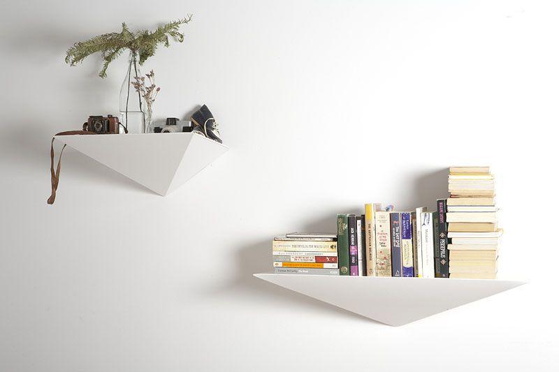 Foldtheory Freefold Shelf Shelves Floating Shelves Home Decor