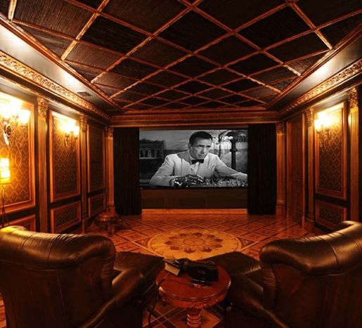 Home Theater Designs Furniture And Decorating Ideas Http Home