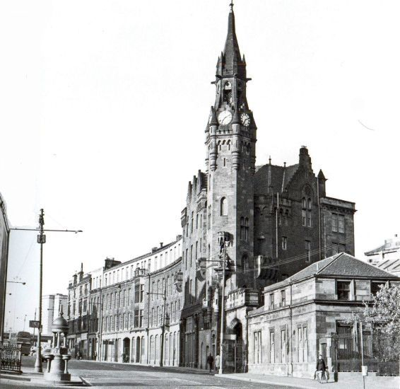 Image Result For Old Townhead Glasgow