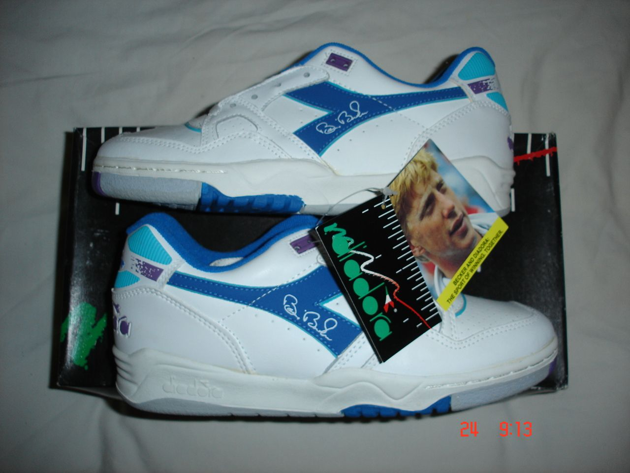 e1b4bd73fe2 Diadora Becker Open · Fresh sneakers and vintage trainers. IN ...