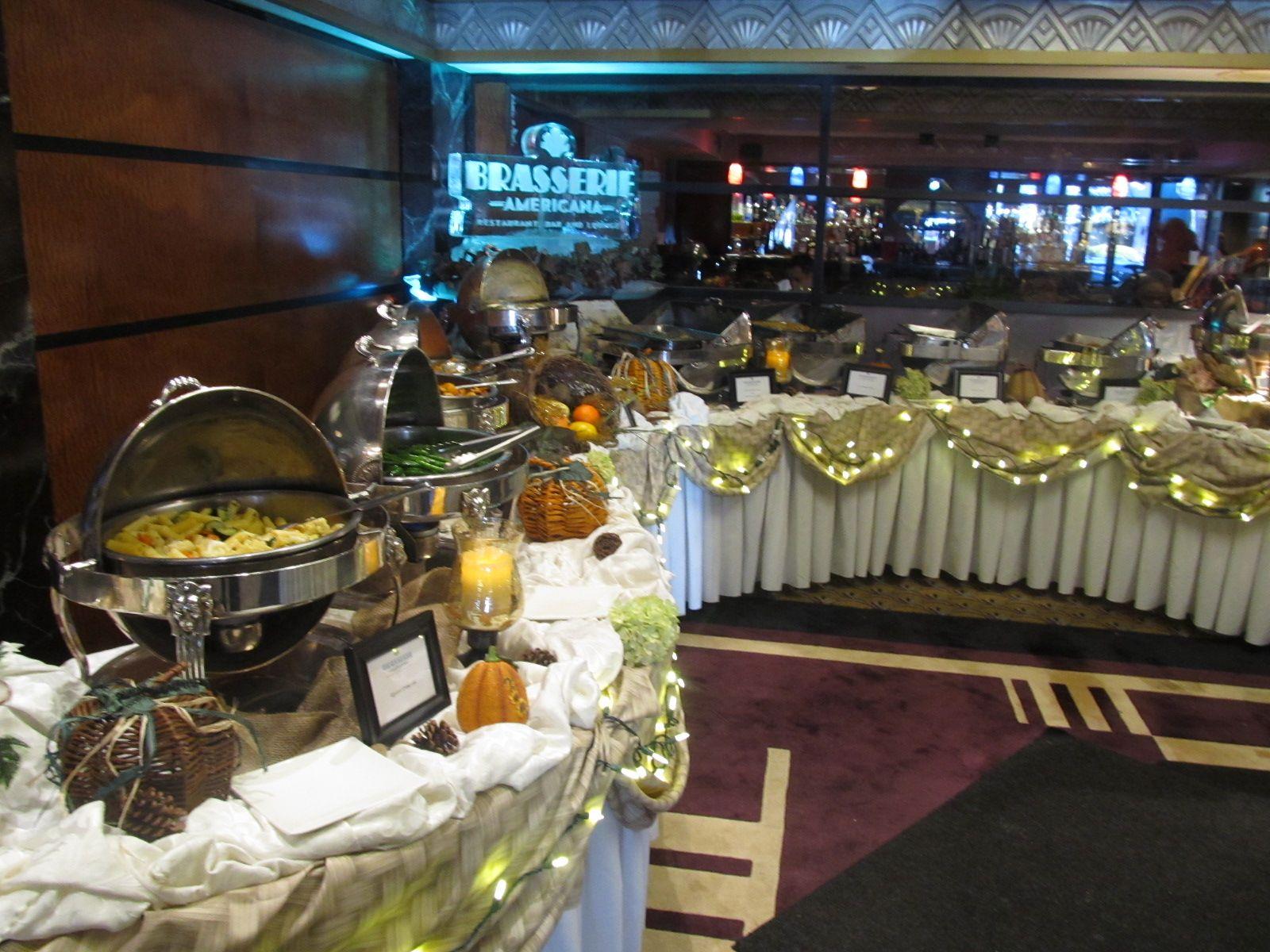 Thanksgiving Day Buffet 2013 | Restaurant lounge ...