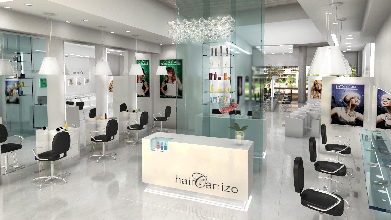 Decoracion locales peluqueria decoraci n locales - Ideas decoracion salon ...
