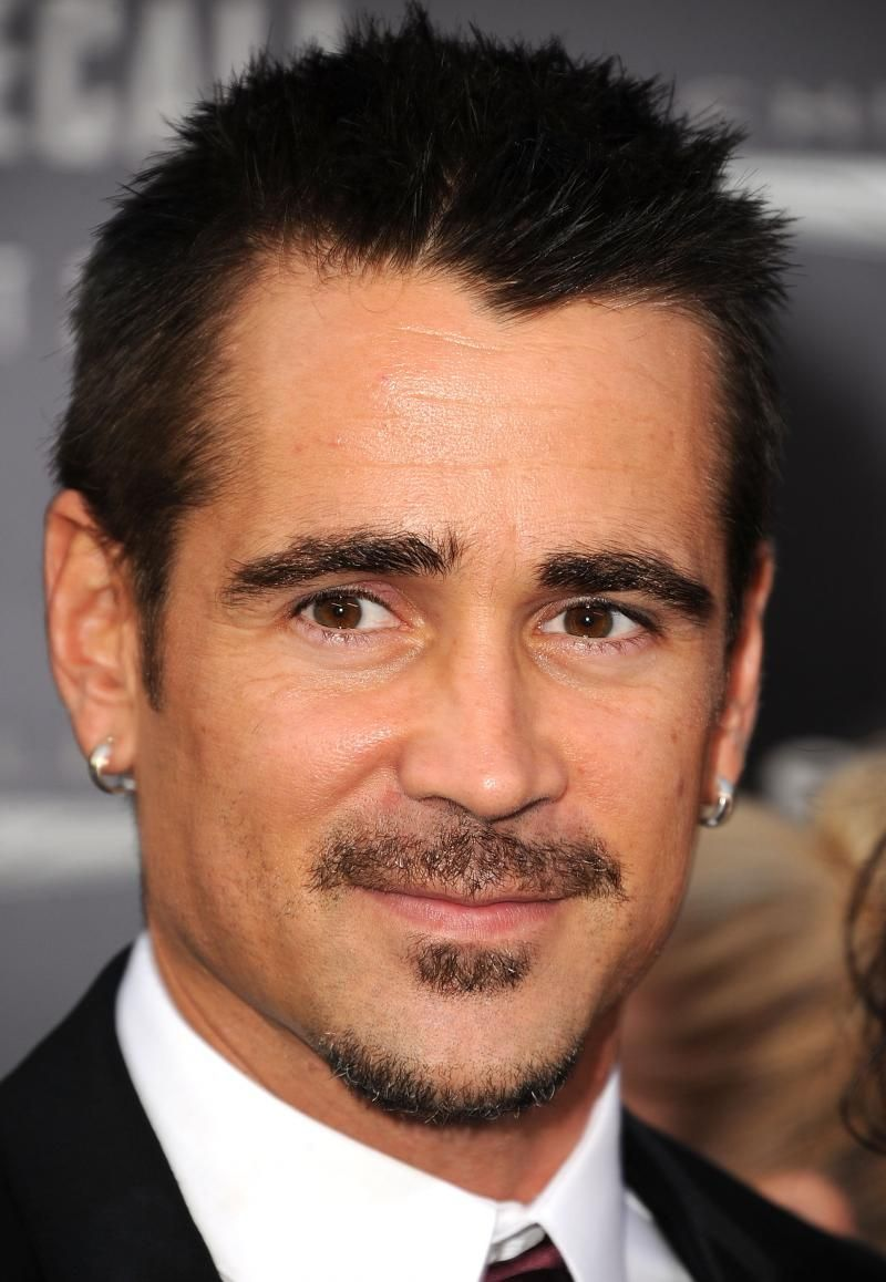 Aol Style News Trends And Advice Colin Farrell Colin Farrell Fantastic Beasts Actors
