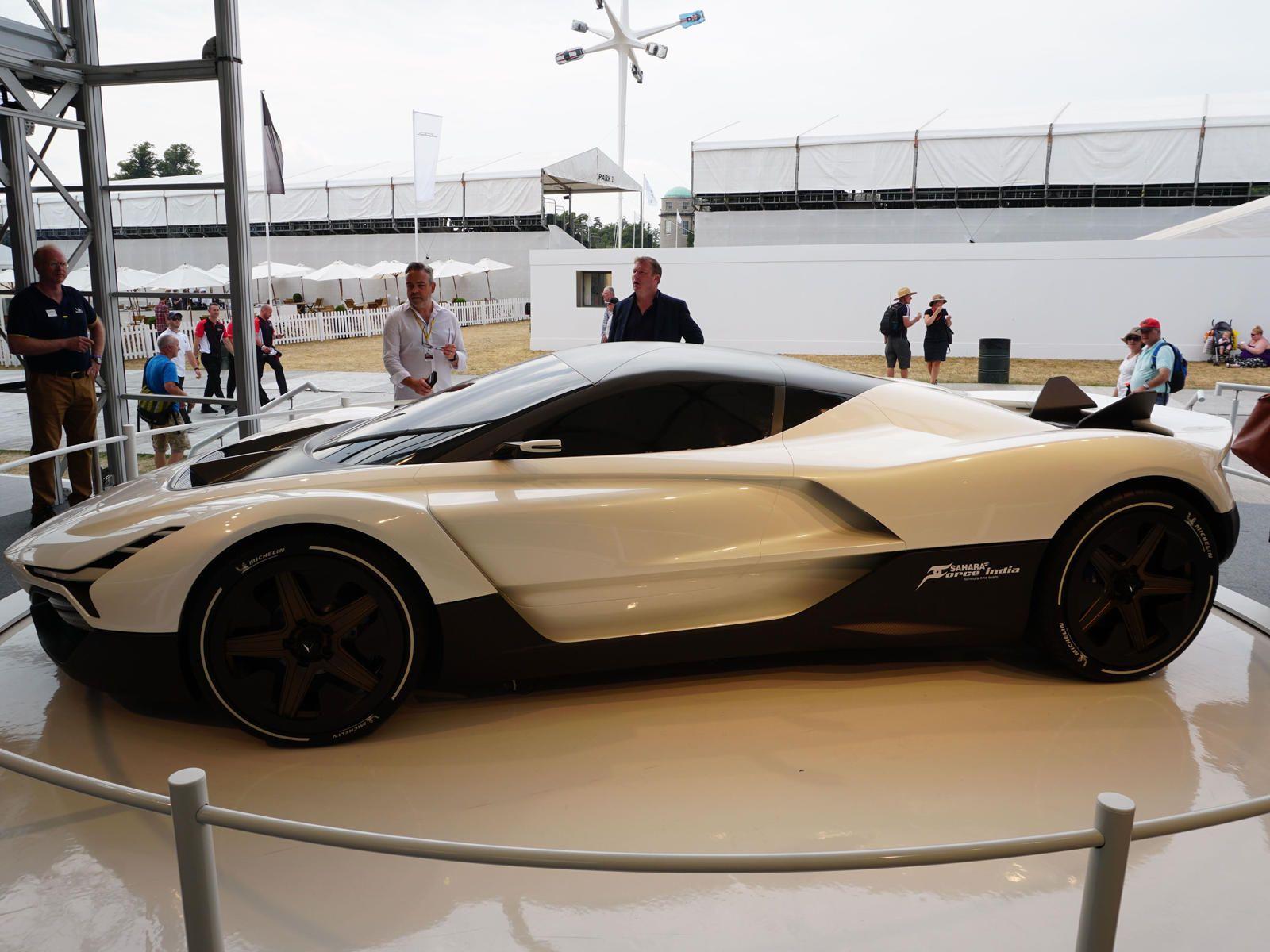 India S First Supercar Mumbai Based Vazirani Automotive Shul Concept Revealed At Goodwood With Jet Turbine Power Carbuzz Jet Turbine Super Cars Goodwood
