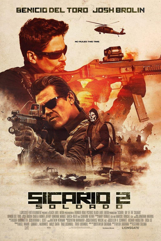 Sicario Stream English