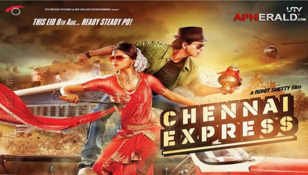 Chennai Express registers record opening, earns Rs 33.12 cr