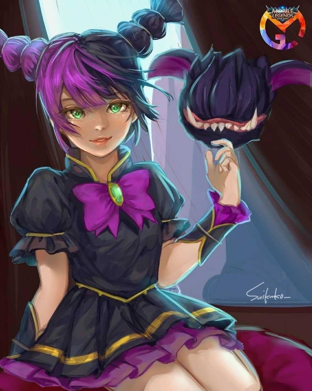 Adults Are So Boring I Don T Want To Grow Up Lylia Official Mgl Fanart The Upcoming Hero Lylia Mg Desain Karakter Game Gambar Karakter Animasi