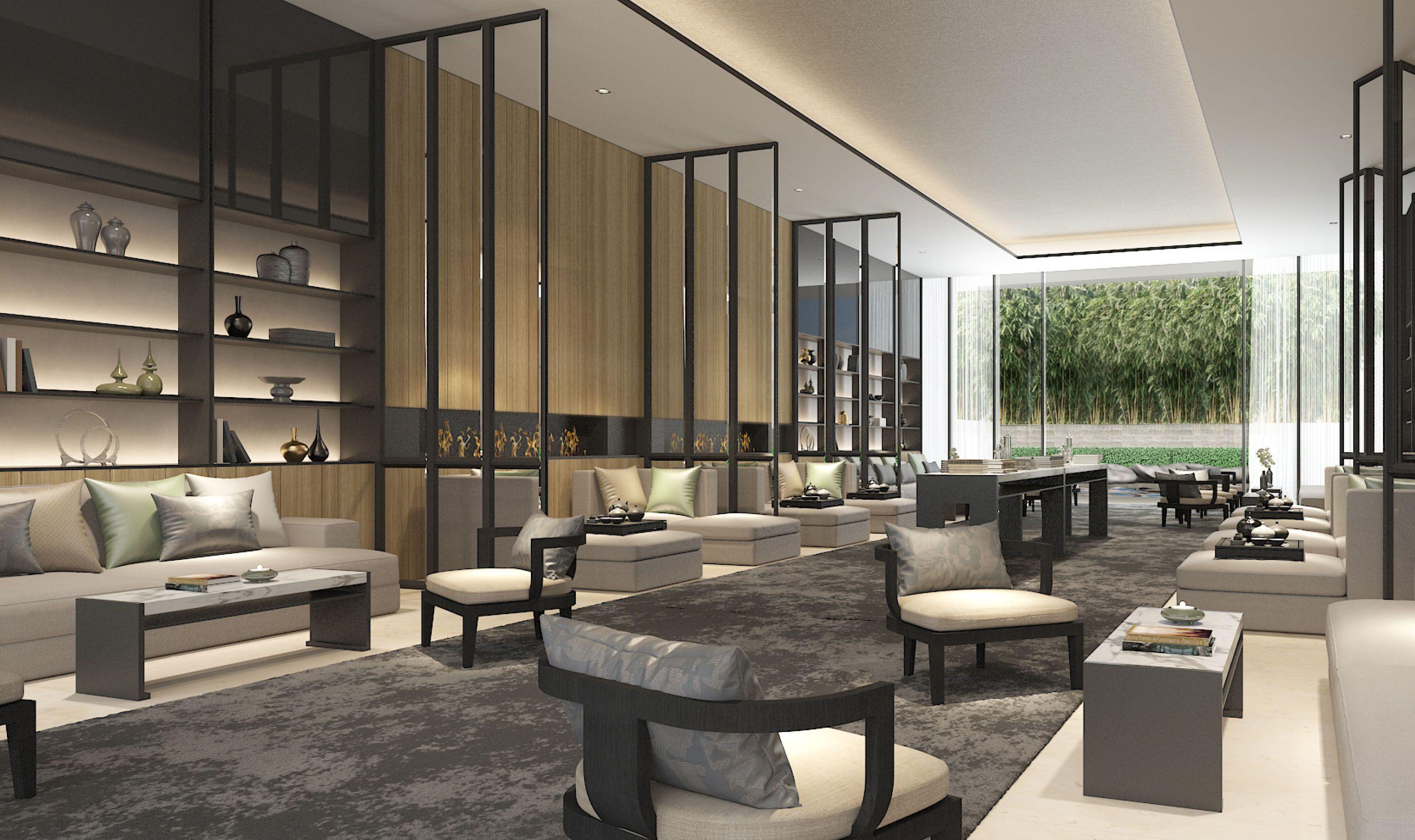 Scda Hotel & Mixed- Development Nanjing China- Spa