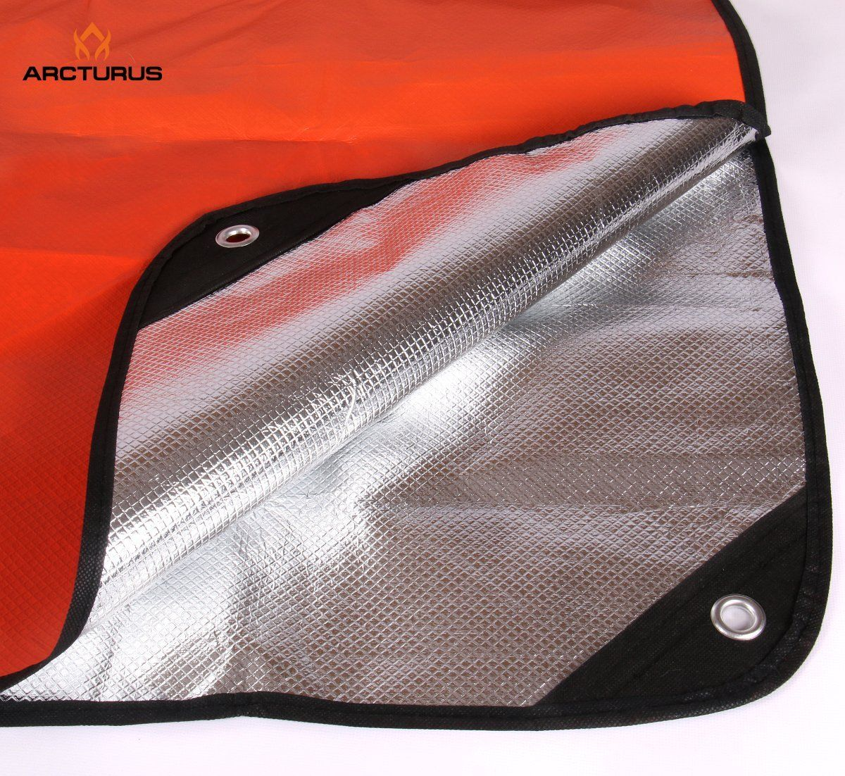 Thermal Reflective Arcturus All Weather Outdoor Survival Blanket All Purpose
