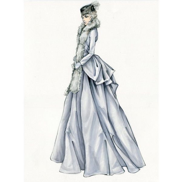 sketch to still a liked on polyvore featuring drawings