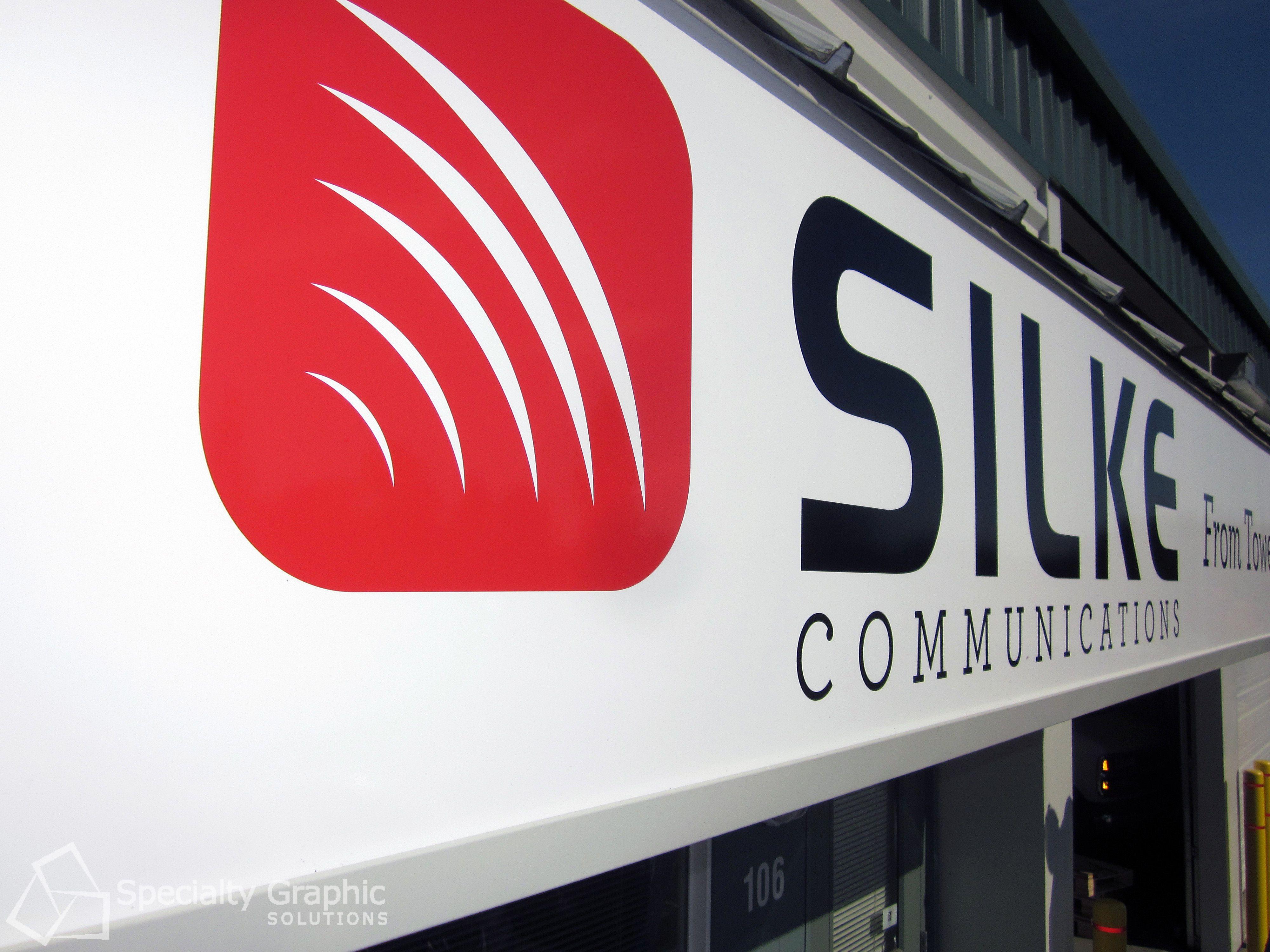 Awning Sign. Silke Communications. Vancouver WA. #signs # ...