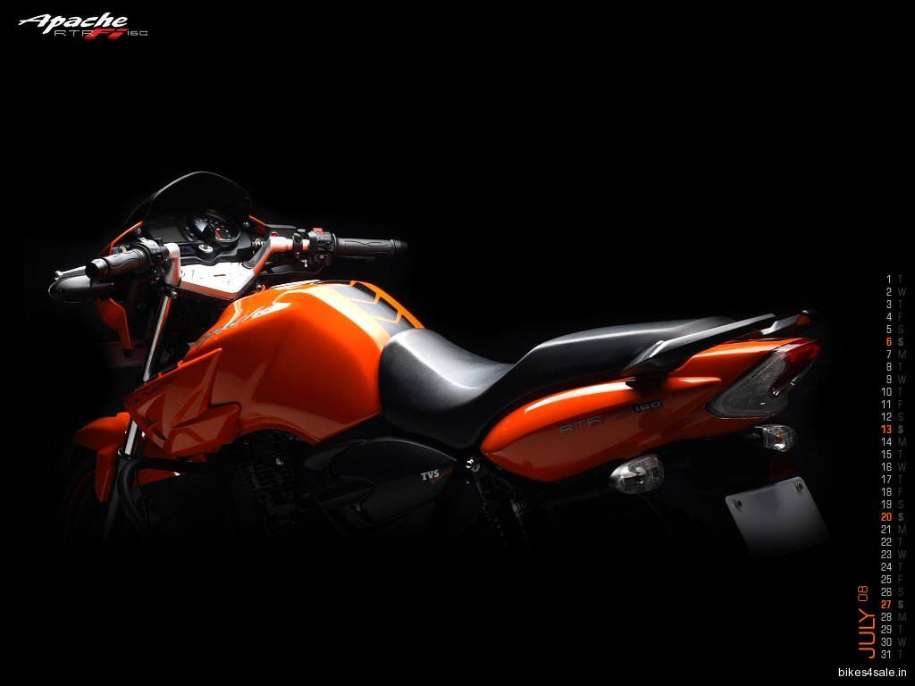 Tvs Apache Rtr 160 Fi Wallpapers Motorcycles Wallpaper Cars