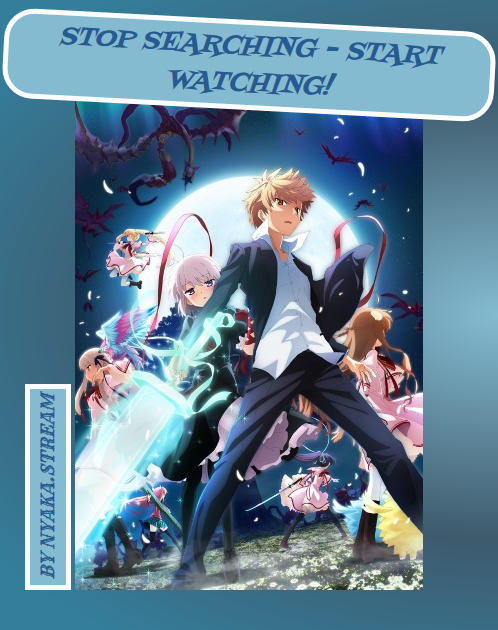 Watch Rewrite Moon and Terra Anime Online for Free All