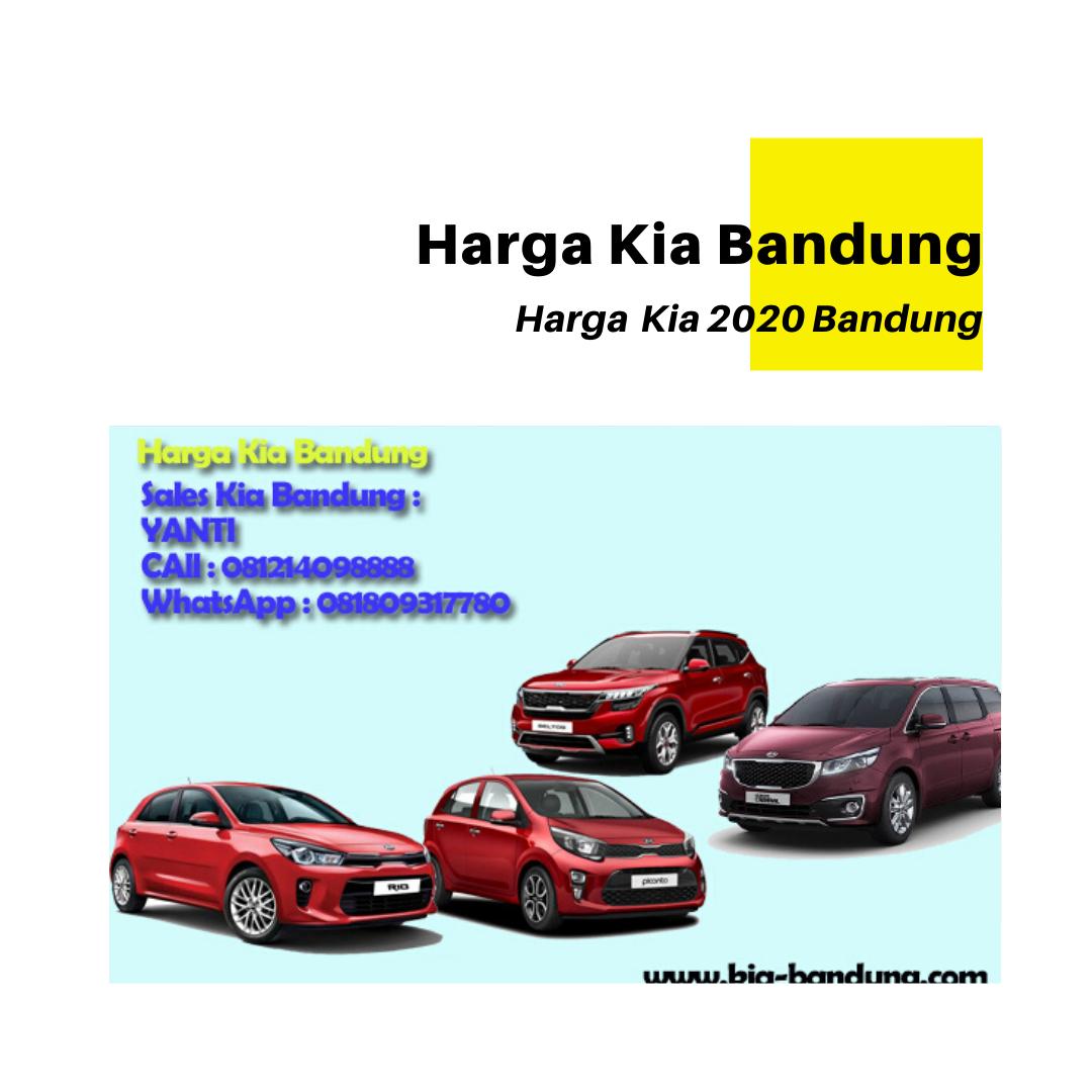 Harga Mobil KIA 2020 Bandung Berikut Daftar Harga OTR KIA