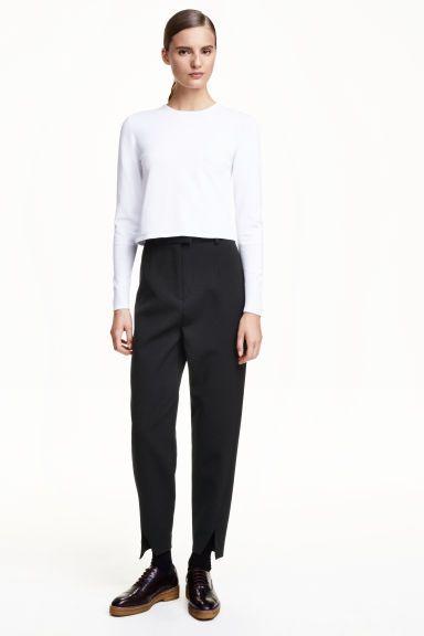 Pantalon tissé | H&M