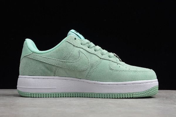 outlet store 552bd 0a799 Womens Nike Air Force 1  07 Have A Nike Day Green White BQ9044-006-1