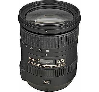 Nikon 18 200mm Vr Ii Lens Best Travel Lens Dslr Lenses Zoom Lens Nikon