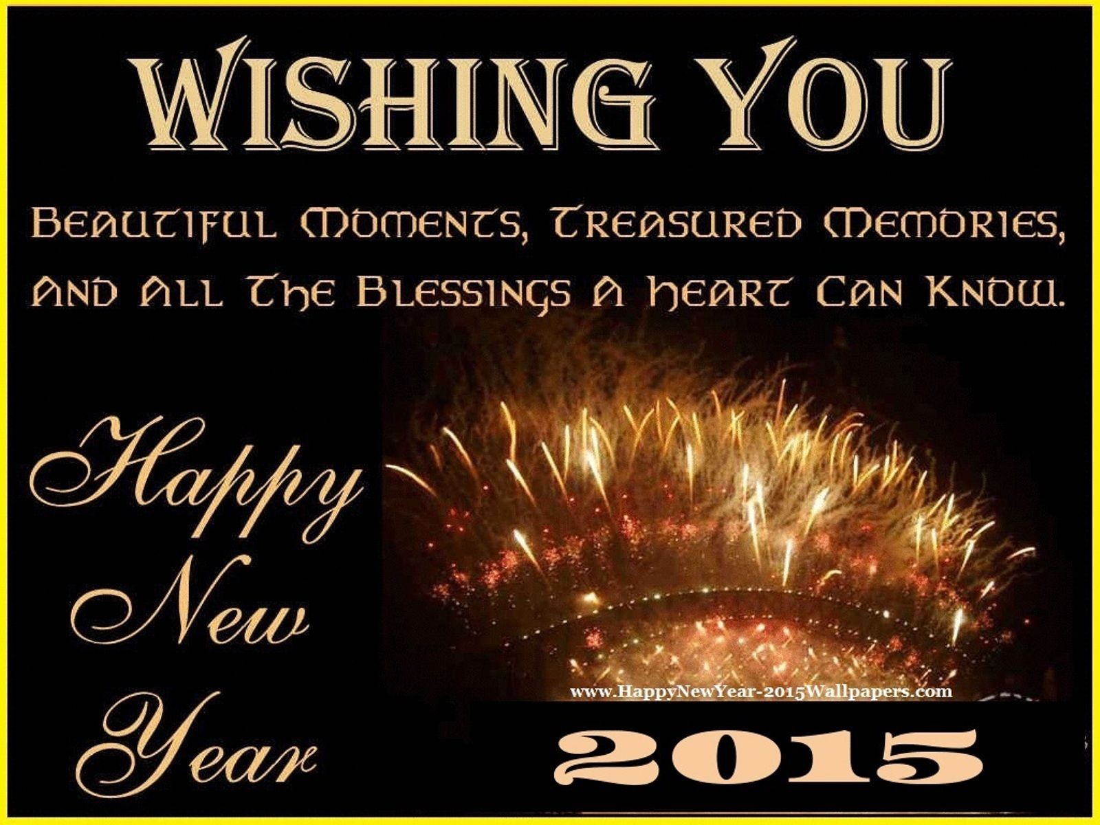 happy new year 2015 happy new years 2015 wishing wallpapers hd