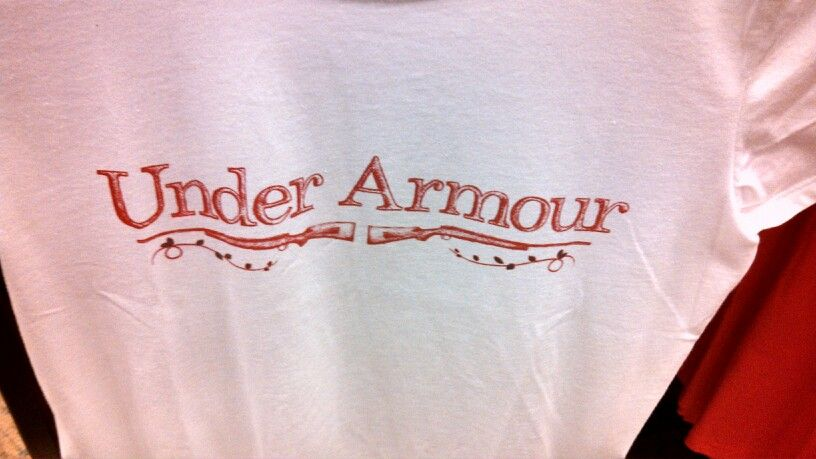 Under Armour huntress!