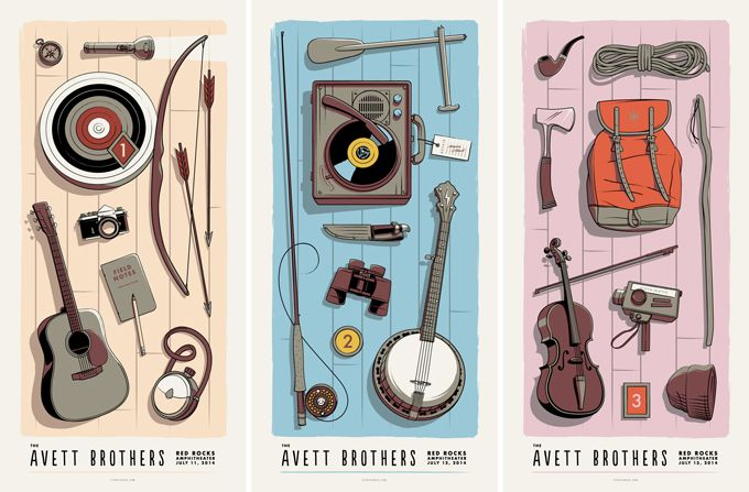 avett brothers poster - Buscar con Google