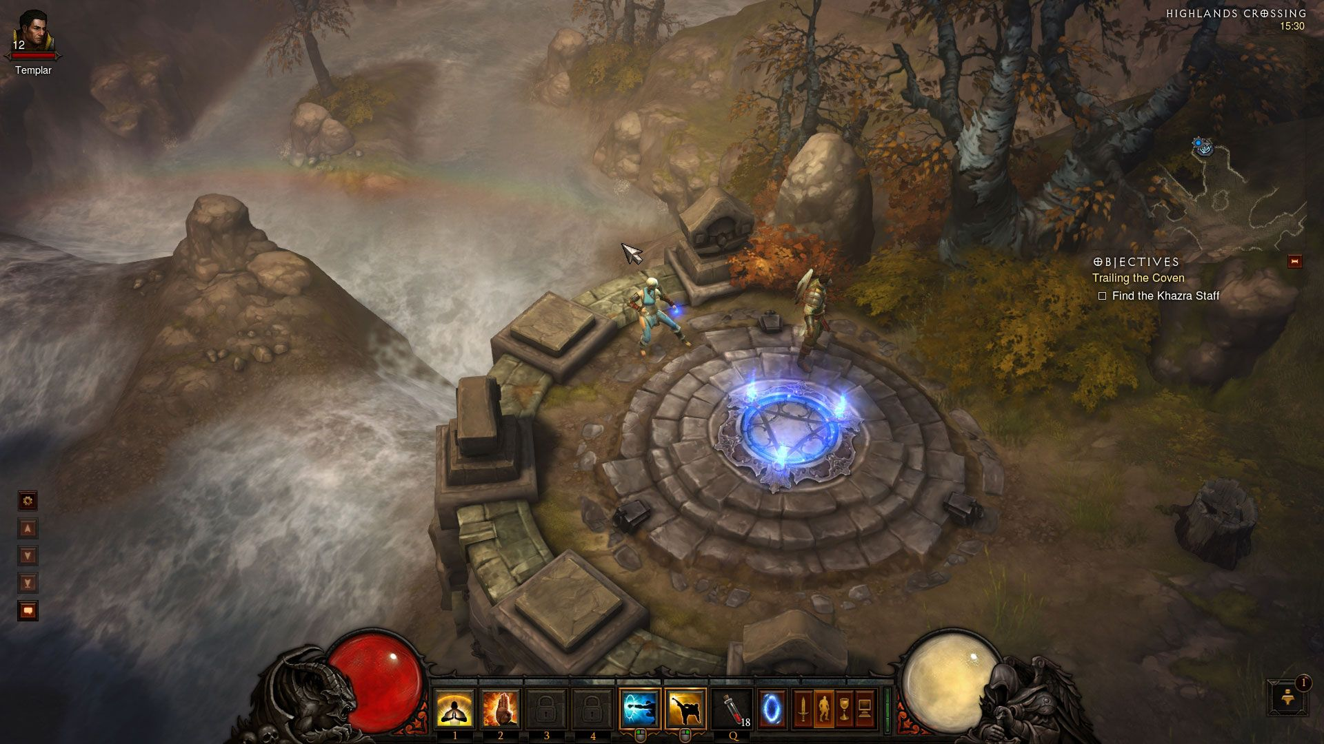 diablo 3 gameplay Google Search ISO Games Pinterest