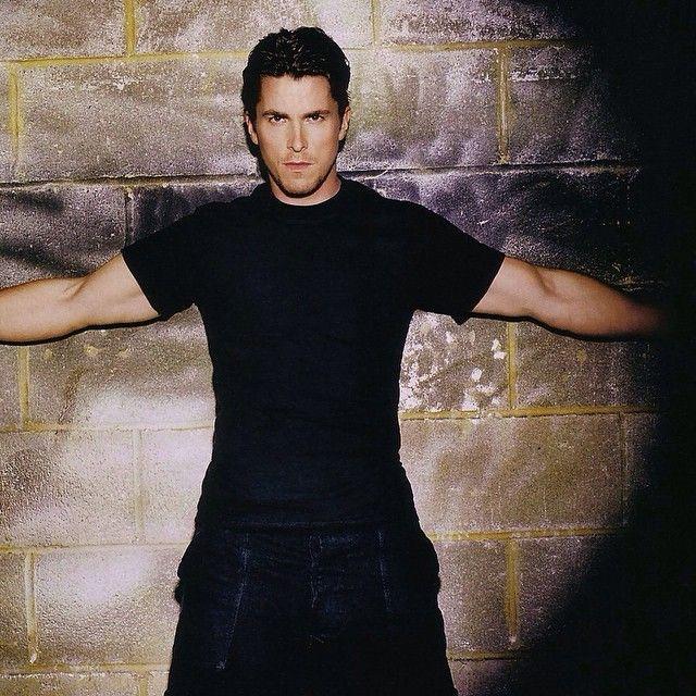 Christian Bale #sexyness