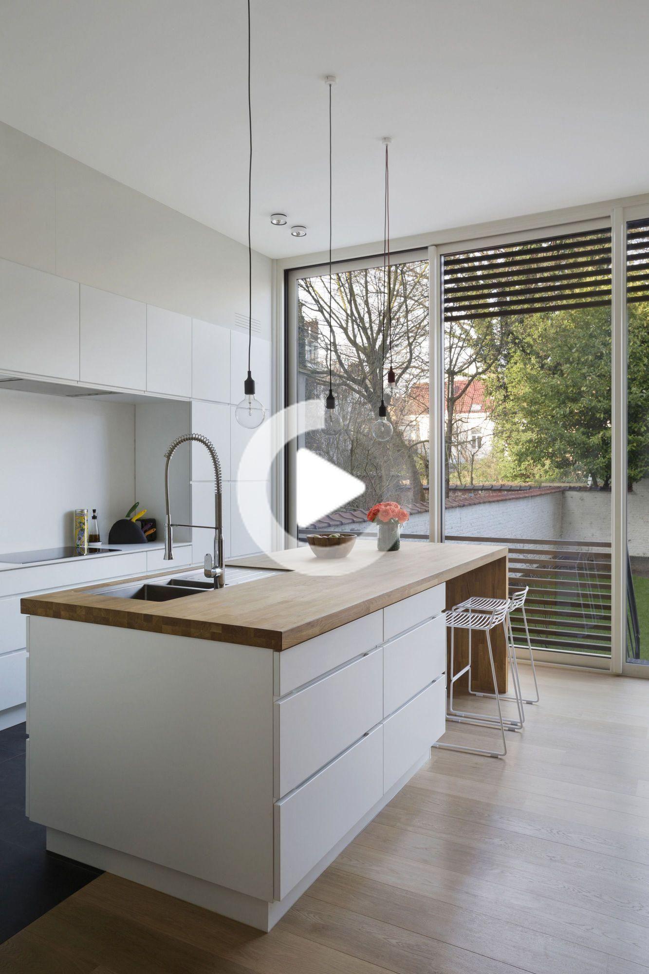 Brussel Und Stolz Auf Sie Bilder Ich Bin Gebaude In 2020 Interior Design Kitchen Kitchen Design Kitchen Interior