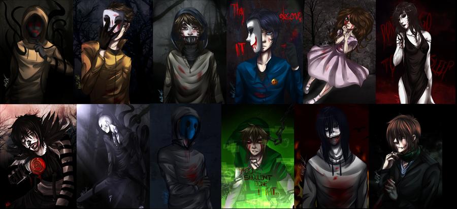 Silent Scream (Creepypasta x Reader) - Chapter 8 | Creepypasta