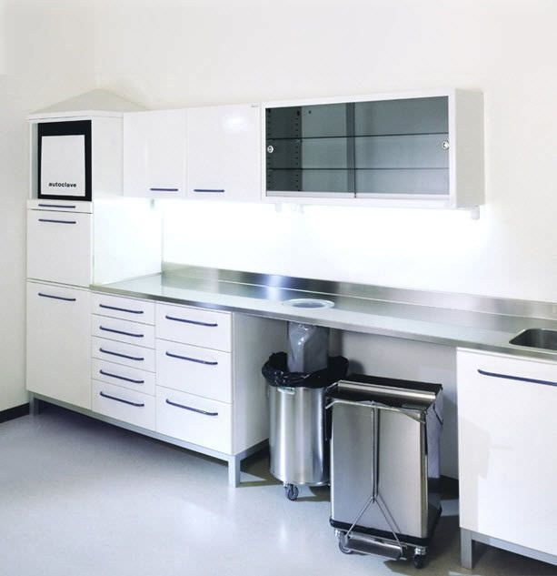 Sterilization Cabinet For Dental Instruments Clinics