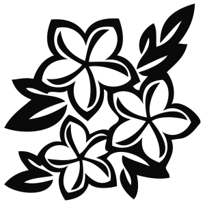 999 Flower Clipart Black And White Free Download Cloud Clipart Flower Clipart Free Clip Art Black And White Flowers