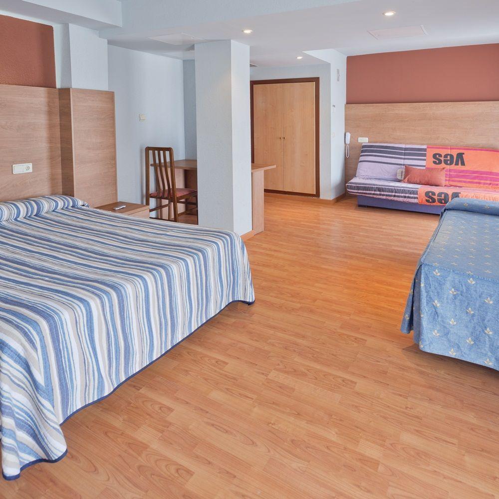 En el Hotel Serhs Sant Jordi de Santa Susana disponemos de