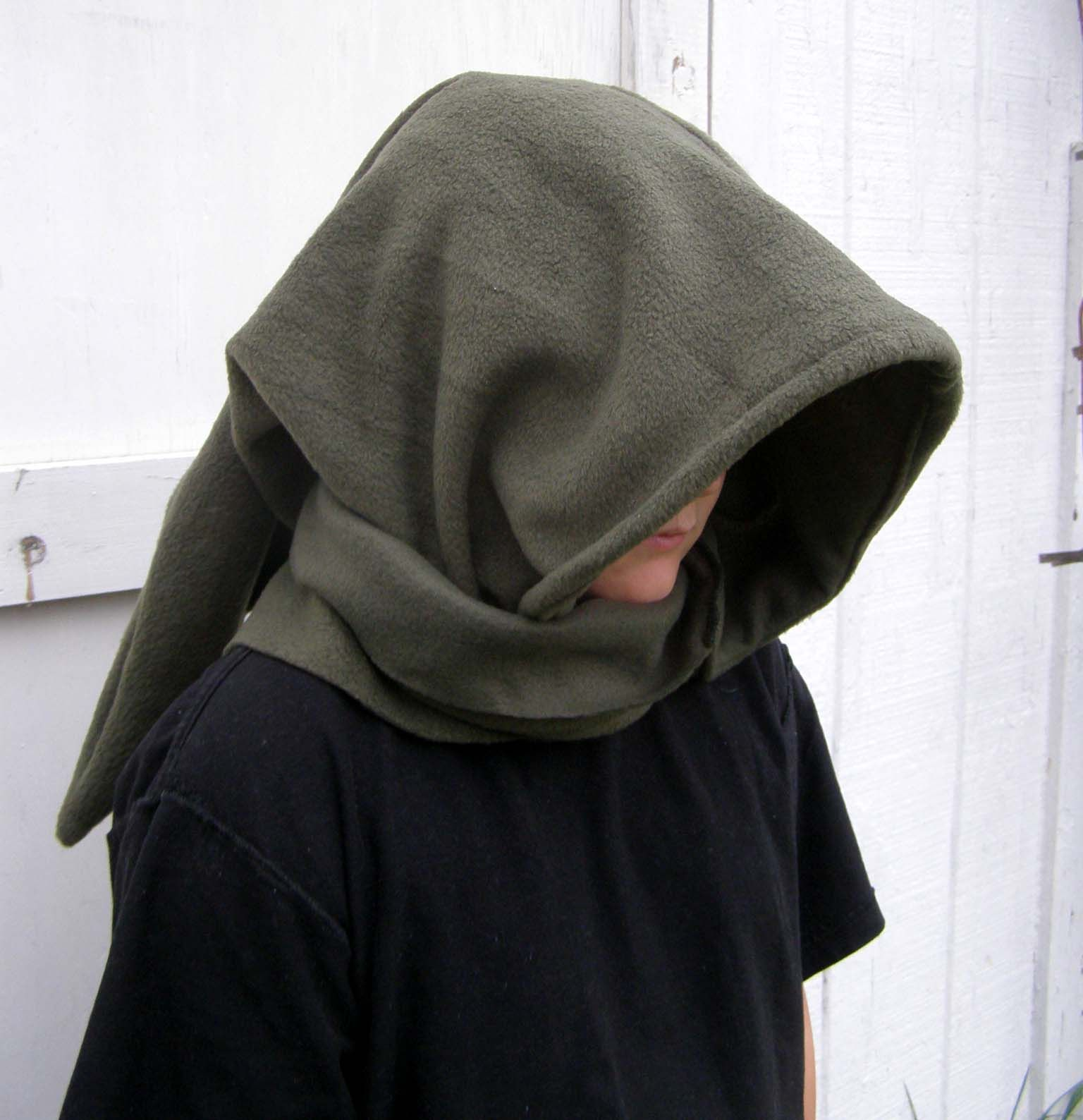 elf hat, sort of reminds me of a druid. | My Sewing To-Do List ...