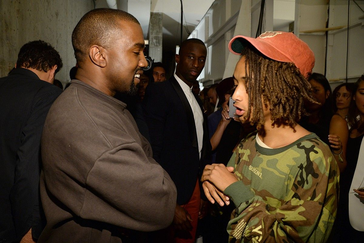 Jaden Smith Is Playing A Young Kanye West In New Showtime Series Yeezy Season 2 Kanye West Jaden Smith