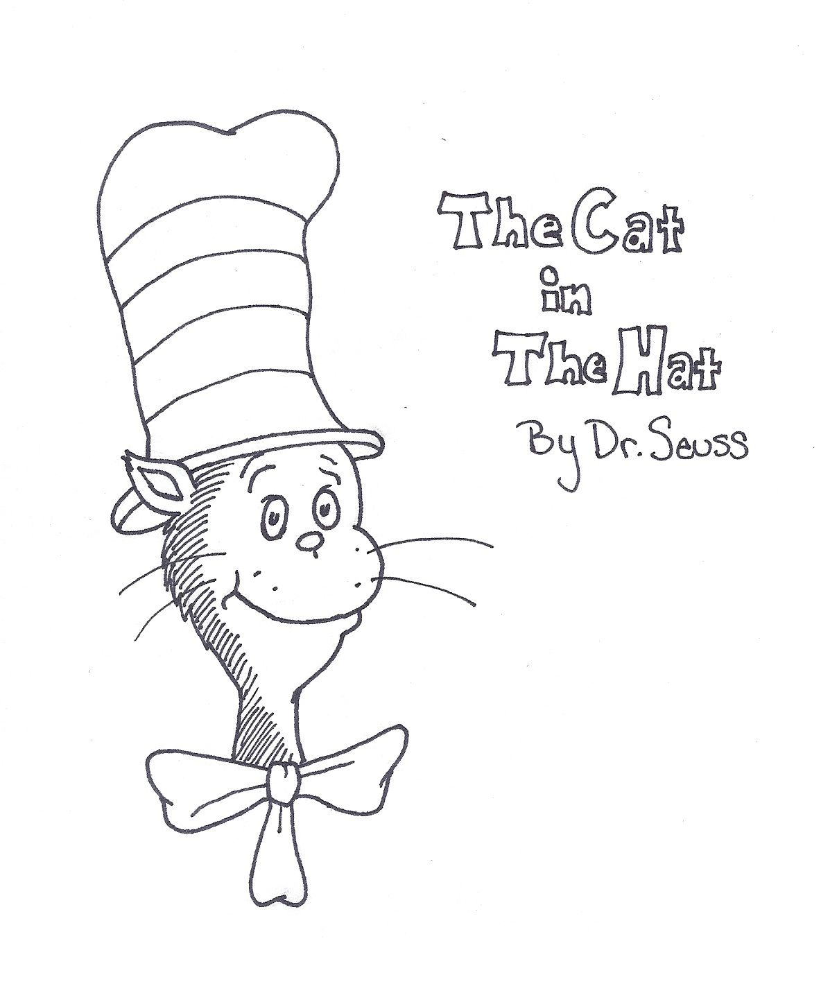 Dr seuss coloring pages printable free photos cartoon at