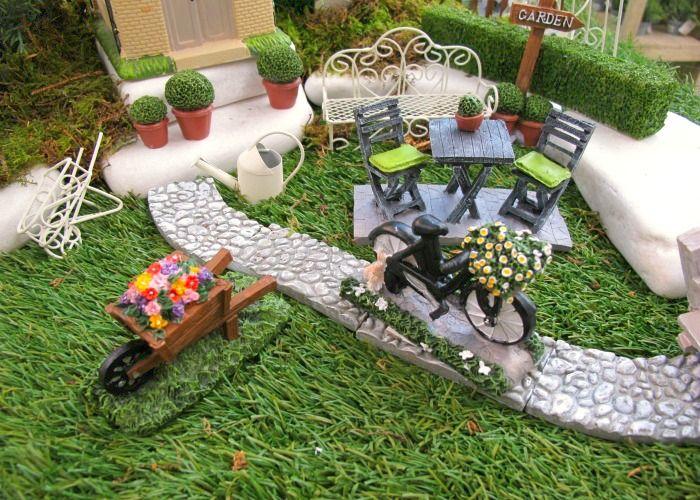 resultado de imagen para jardines miniatura - Jardines En Miniatura
